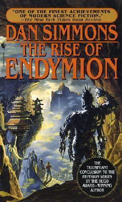 Rise of Endymion (Hyperion Cantos #4) Cover Image