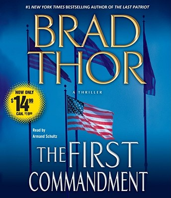 The First Commandment (The Scot Harvath Series #6) Cover Image