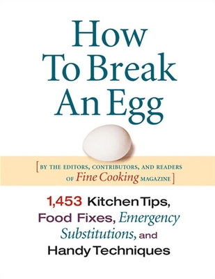 How to Break an Egg Cover