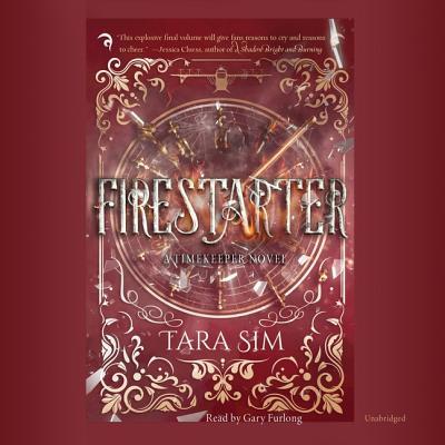 Firestarter Lib/E Cover Image