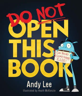 Do Not Open This Book Cover Image