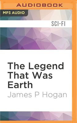The Legend That Was Earth Cover Image