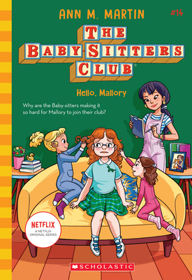 Hello, Mallory (The Baby-sitters Club #14) Cover Image