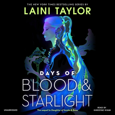 Days of Blood & Starlight (Daughter of Smoke & Bone) Cover Image