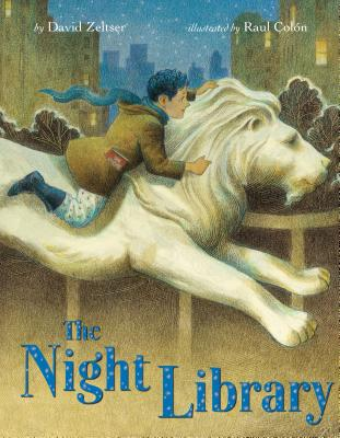 The Night Library Cover Image
