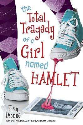 The Total Tragedy of a Girl Named Hamlet Cover