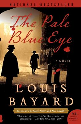 The Pale Blue Eye Cover
