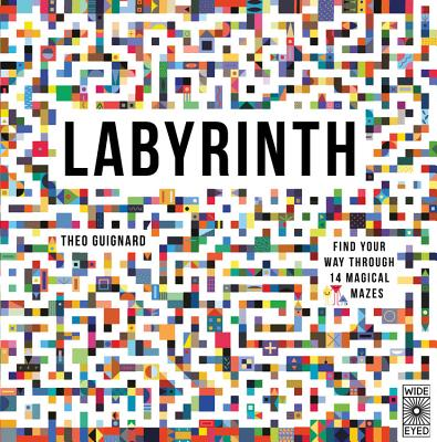 Labyrinth: Find your way through 14 magical mazes Cover Image