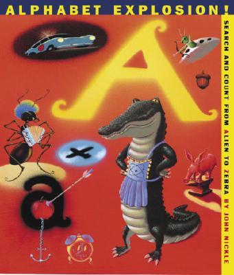 Alphabet Explosion! Cover