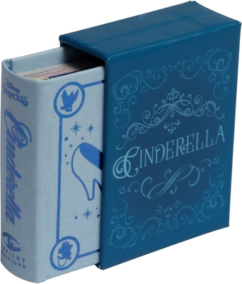 Disney Cinderella (Tiny Book) Cover Image