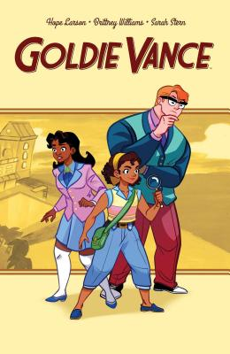 Cover for Goldie Vance Vol. 1
