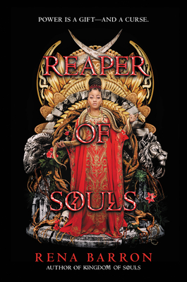 Reaper of Souls (Kingdom of Souls #2) Cover Image