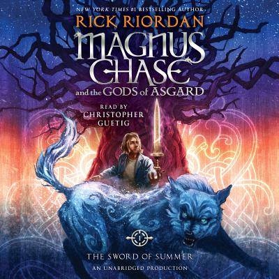 Magnus Chase and the Gods of Asgard, Book One: The Sword of Summer (Rick Riordan's Norse Mythology #1) Cover Image