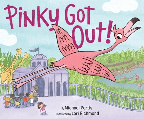 Pinky Got Out book cover