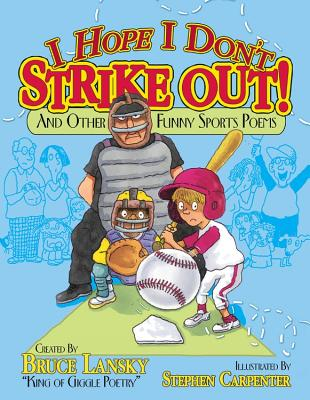 I Hope I Don't Strike Out! Cover