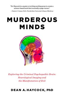 Murderous Minds Cover