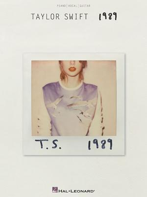 Taylor Swift - 1989 Cover Image