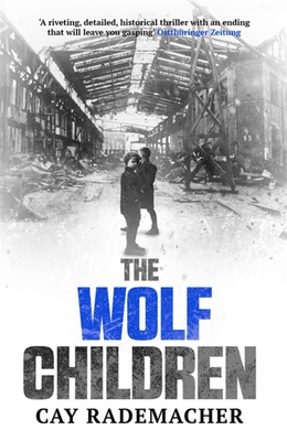 The Wolf Children (Inspector Frank Stave #2) Cover Image