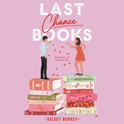 Last Chance Books Lib/E Cover Image