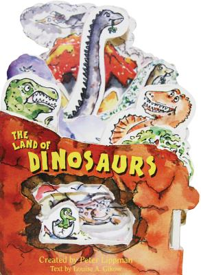 Mini House: The Land of Dinosaurs Cover Image