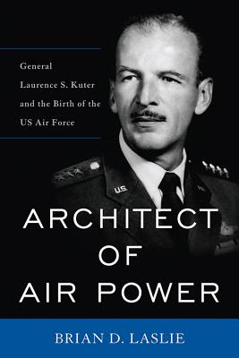 Cover for Architect of Air Power