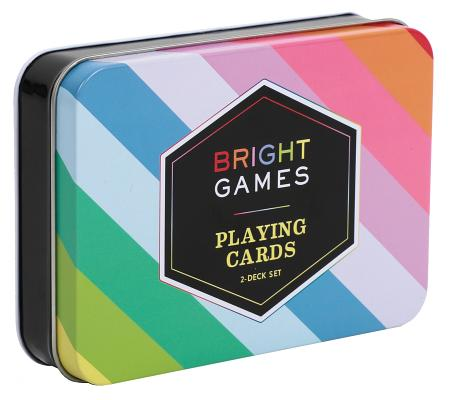 Bright Games 2-Deck Set of Playing Cards Cover Image