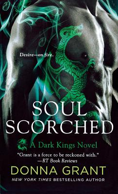 Cover for Soul Scorched