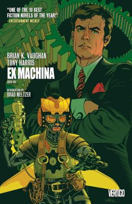 Ex Machina Book 1 cover image