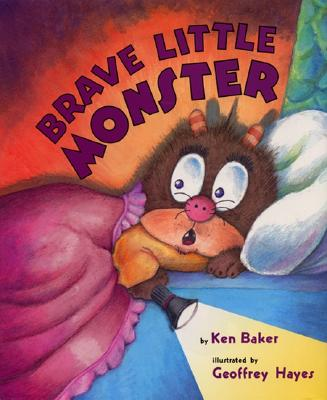 Brave Little Monster Cover
