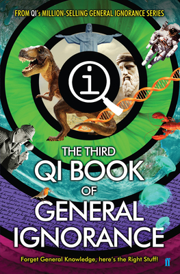The Third Book of General Ignorance: Qi: Quite Interesting Cover Image