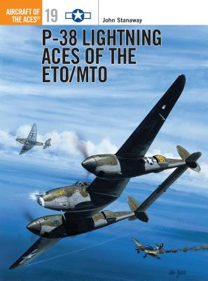 P-38 Lightning Aces of the Eto/Mto Cover