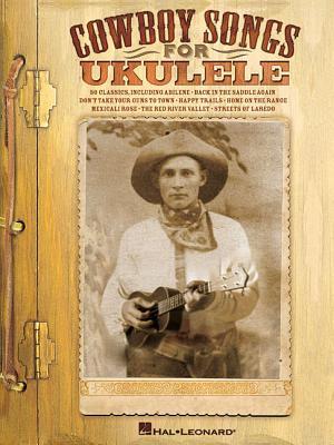 Cowboy Songs for Ukulele Cover Image