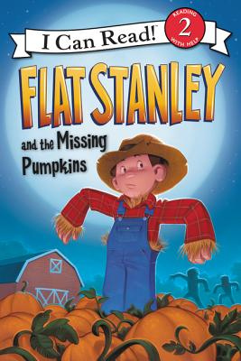 Flat Stanley and the Missing Pumpkins (I Can Read Level 2) Cover Image