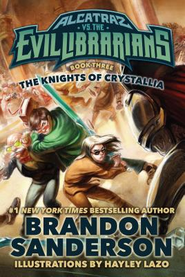 Cover for The Knights of Crystallia