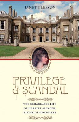 Privilege and Scandal Cover