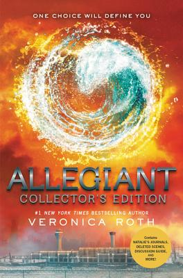 Allegiant Collector's Edition (Divergent Series #3) Cover Image