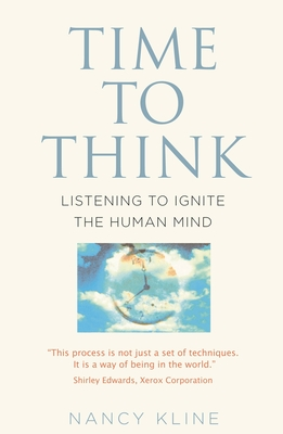 Time to Think: Listening to Ignite the Human Mind Cover Image