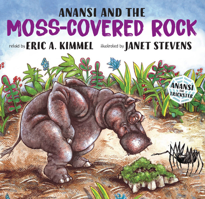 Anansi and the Moss-Covered Rock Cover Image