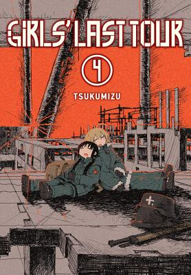Cover for Girls' Last Tour, Vol. 4