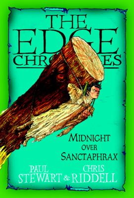 Midnight Over Sanctaphrax Cover