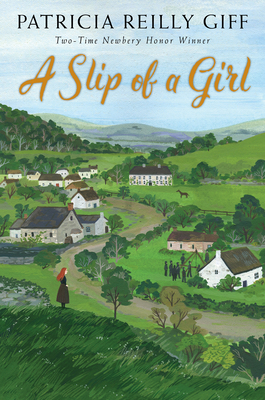 Cover for A Slip of a Girl