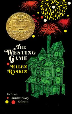 The Westing Game: The Deluxe Anniversary Edition Cover Image