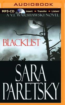 Blacklist (V.I. Warshawski Novels) Cover Image
