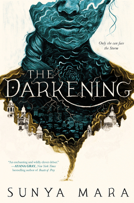 Cover for The Darkening