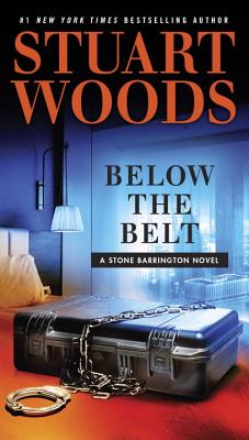 Below the Belt (A Stone Barrington Novel #40) Cover Image