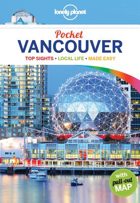 Lonely Planet Pocket Vancouver Cover Image