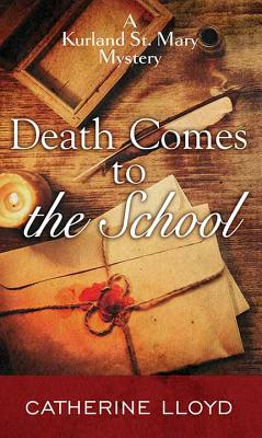 Cover for Death Comes to the School