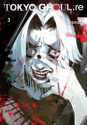 Tokyo Ghoul: re, Vol. 3 Cover Image