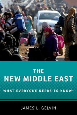 The New Middle East: What Everyone Needs to Knowr Cover Image