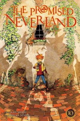The Promised Neverland, Vol. 10 Cover Image